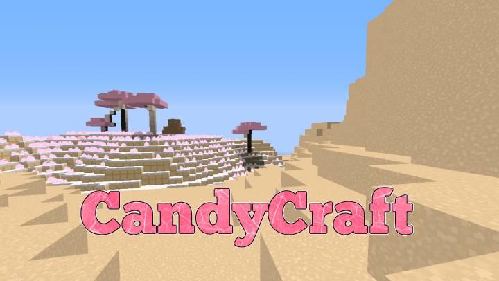 CandyCraft 1.12.2