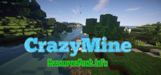 CrazyMine 1.16.4