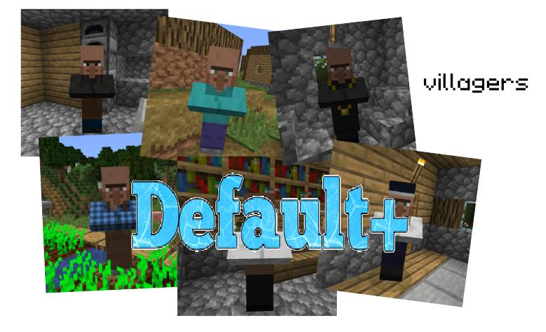 Default+ 1.12.2