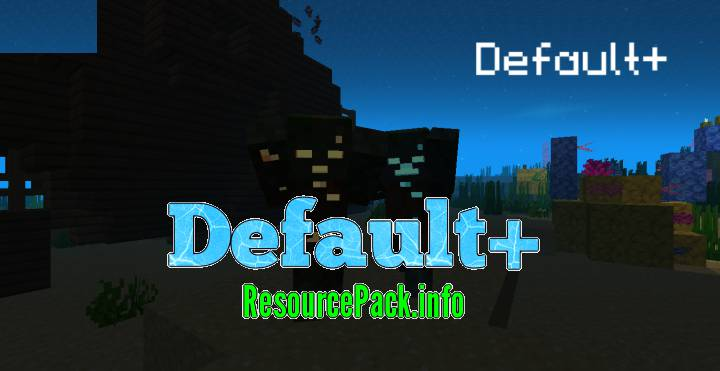 Default+ 1.16.5