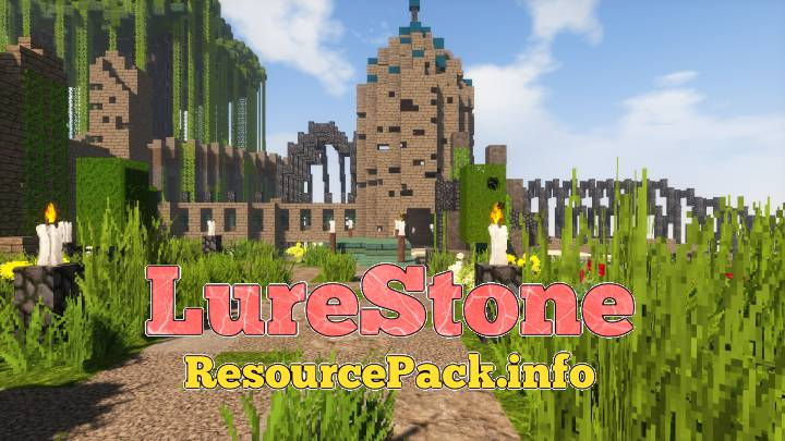 LureStone 1.16.5