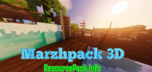 Marzhpack 3D 1.17.1
