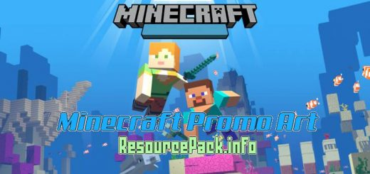 Minecraft Promo Art 1.17.1