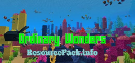 Ordinary Wonders 1.17.1