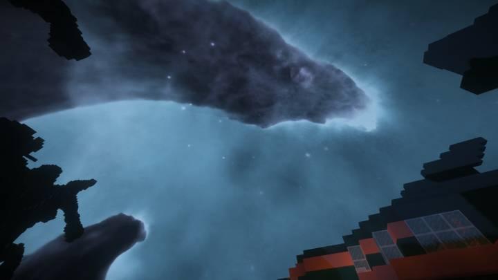 Pillars of Creation Night & Day Sky 1.10.2
