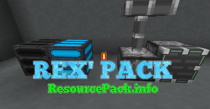 REX' PACK 1.17.1