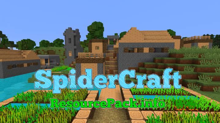 SpiderCraft 1.17.1