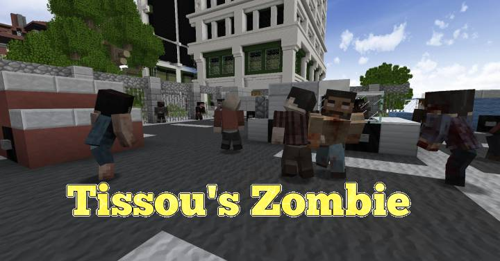 Tissou's Zombie 1.10.2