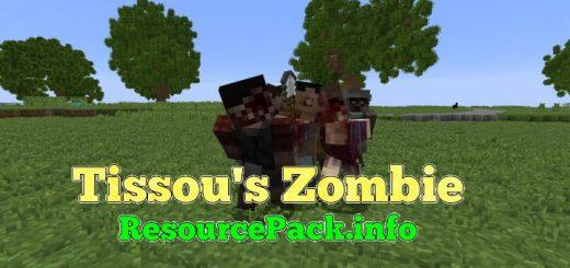 Tissou's Zombie 1.17.1