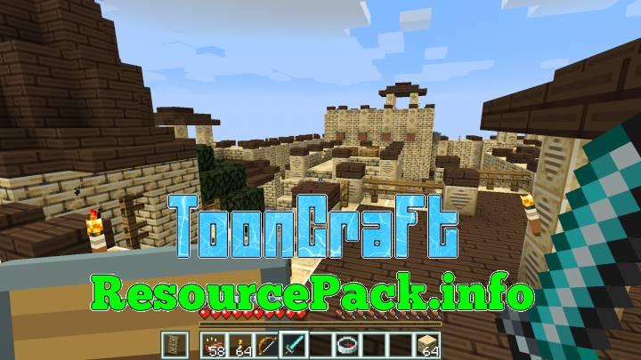 ToonCraft 1.16.5