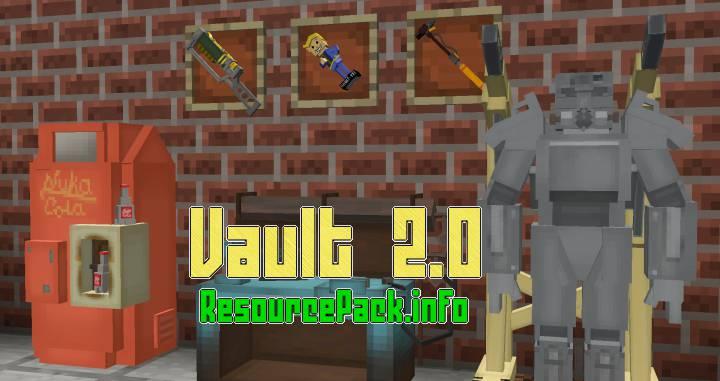 Vaultpack 2.0 1.16.5