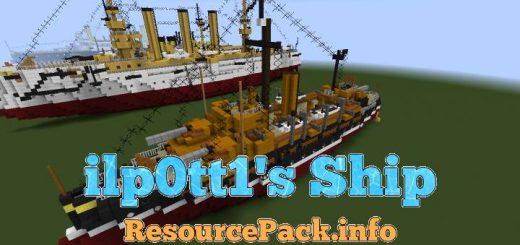 ilp0tt1's Ship 1.16.5