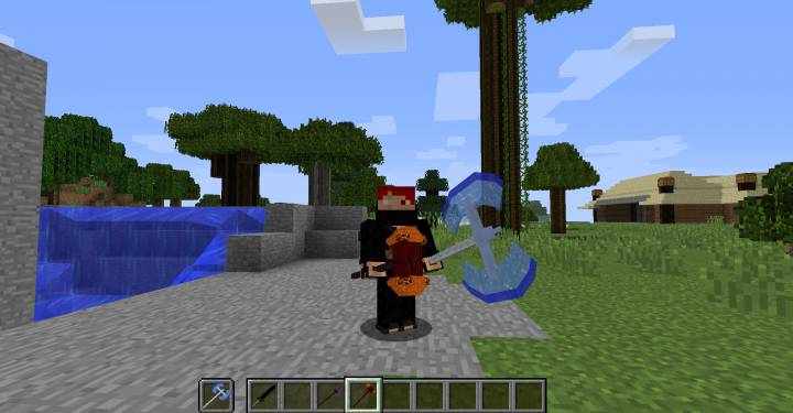 3D Weapons 1.12.2