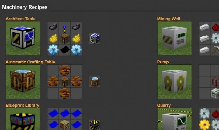 BuildCraft for 1.12.2