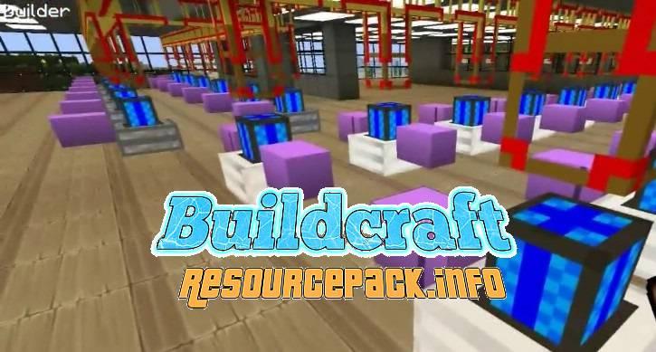 BuildCraft for 1.16.5
