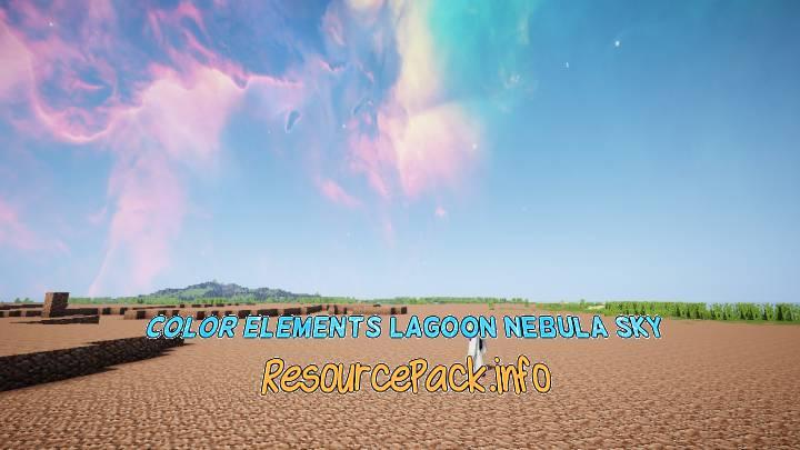 COLOR ELEMENTS LAGOON NEBULA Sky 1.15.2