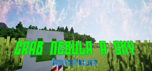 CRAB NEBULA A Sky 1.16.5