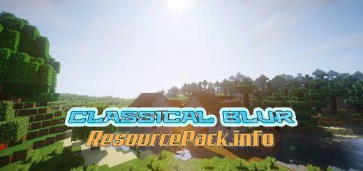 Classical Blur 1.16.5