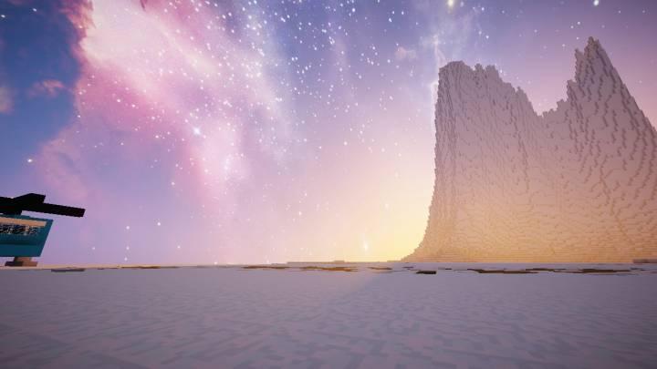 Hidden Carina Nebula Custom Sky 1.11.2