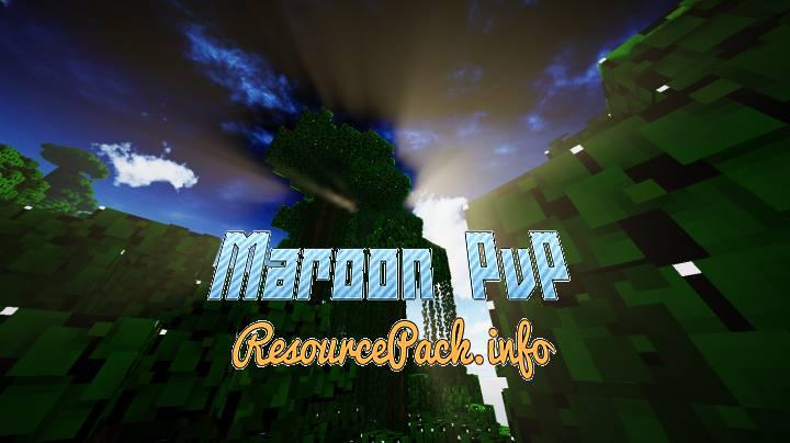 Maroon PvP 1.16.5