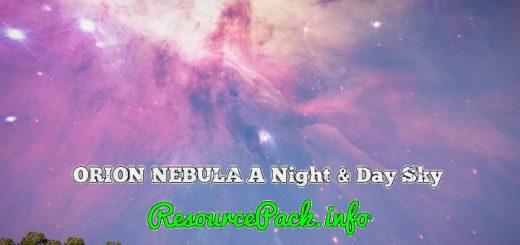 ORION NEBULA A Night & Day Sky 1.17.1