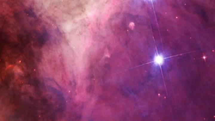 ORION NEBULA A Night & Day Sky 1.10.2