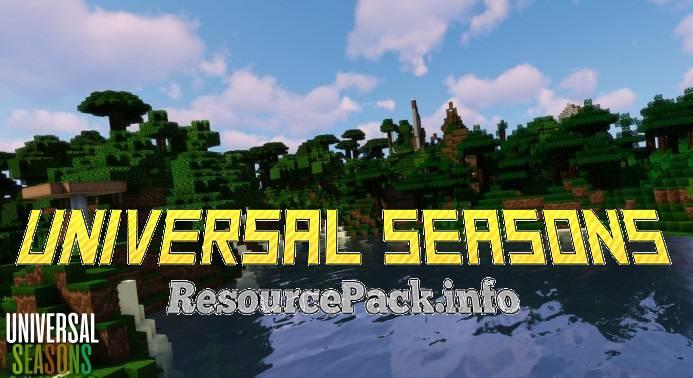Universal Seasons 1.16