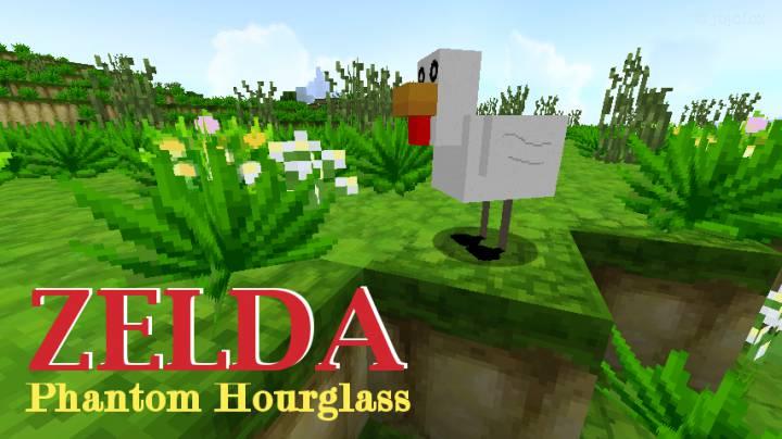 Zelda Phantom Hourglass 1.12.2