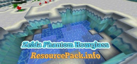 Zelda Phantom Hourglass 1.16.5