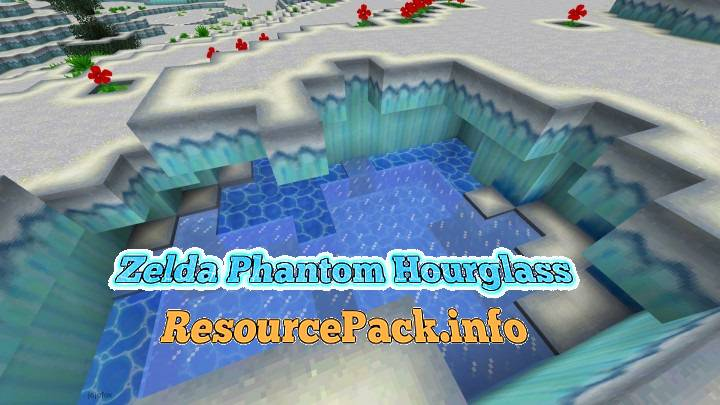 Zelda Phantom Hourglass 1.16.5