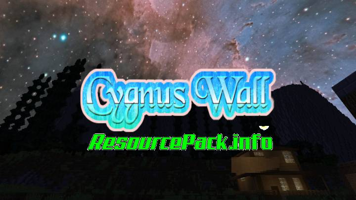 CYGNUS WALL! Night & Day Sky 1.16.5