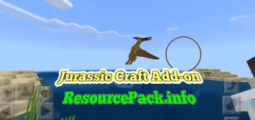 Jurassic Craft Add-on