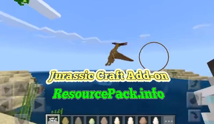 Jurassic Craft Add-on