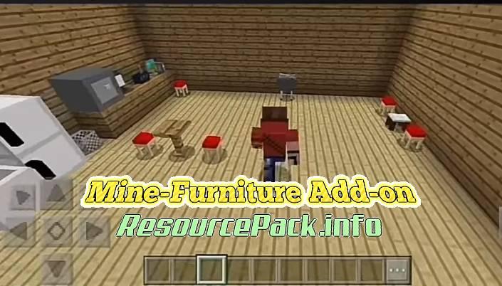 Mine-Furniture Add-on