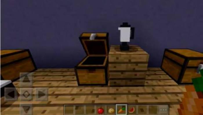 Mine Furniture Chests