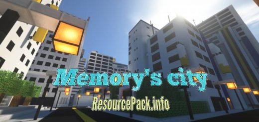 Memory's city 1.14