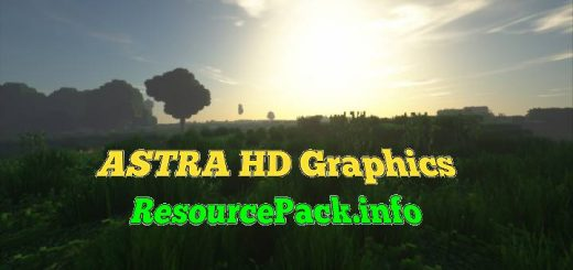 ASTRA HD Graphics 1.17.1