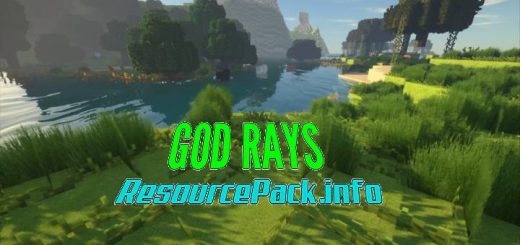 GOD RAYS 1.17.1