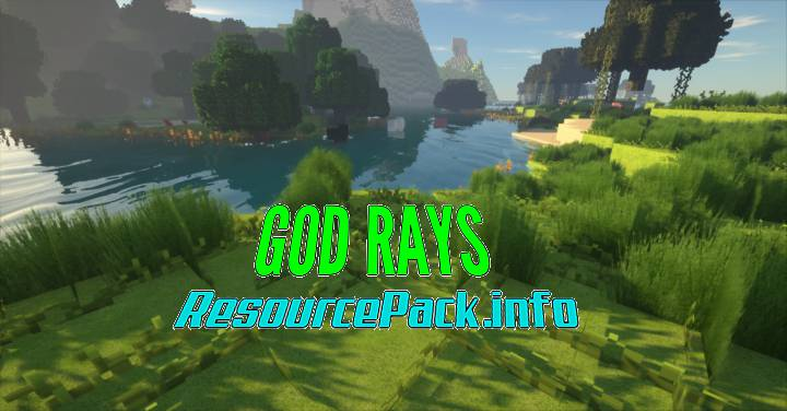 GOD RAYS 1.14