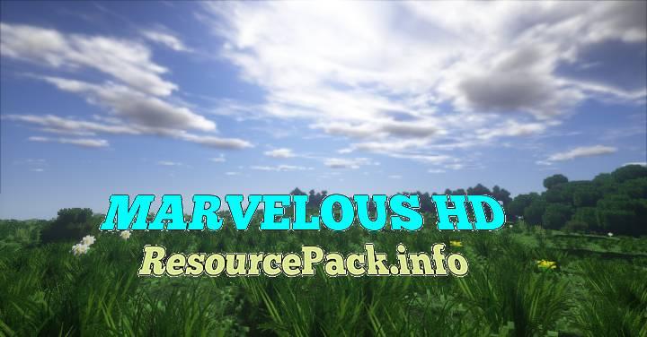 MARVELOUS HD 1.17.1