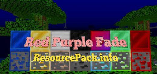 Red Purple Fade 1.16.5