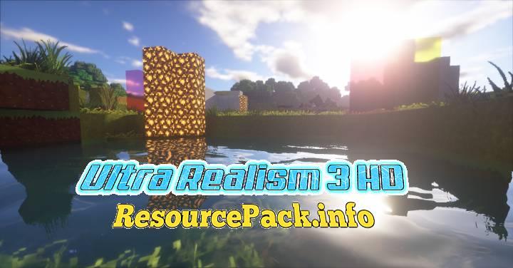 Ultra Realism 3 HD 1.16.5