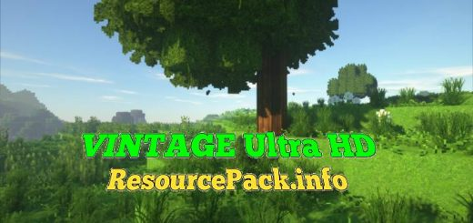 VINTAGE Ultra HD 1.16.5