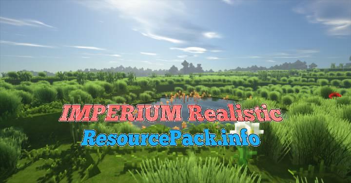 IMPERIUM Realistic 1.16.5