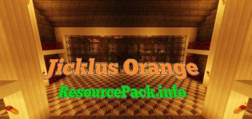 Jicklus Orange 1.17.1