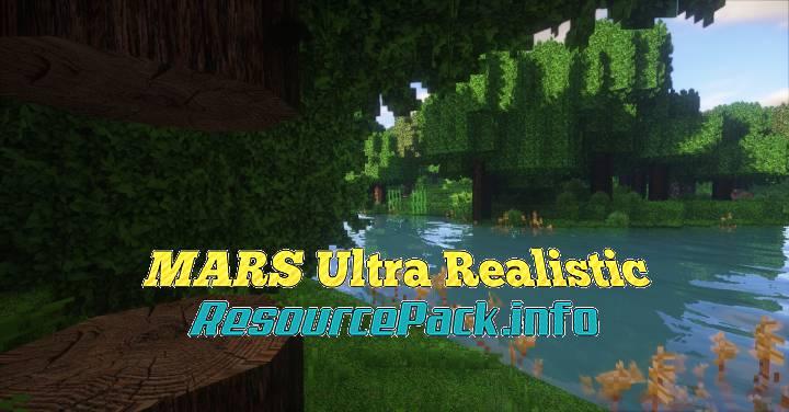 MARS Ultra Realistic 1.15.2