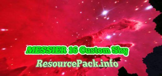 MESSIER 16 Custom Sky 1.14