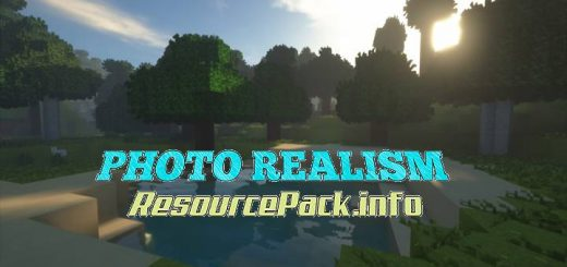 PHOTO REALISM 1.16.4