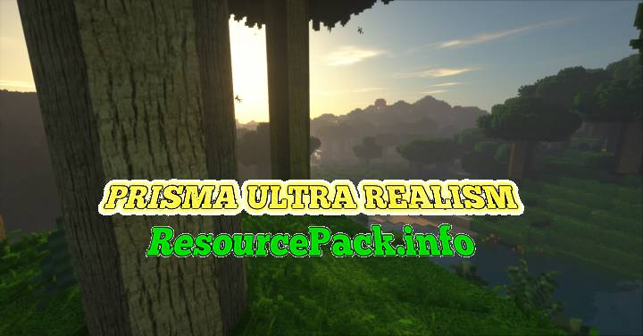 PRISMA ULTRA REALISM 1.16.5