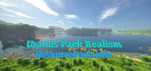 Uranus Pack Realism 1.14